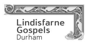 Lindisfrane Gospels logo