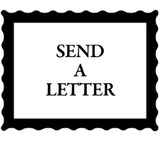 Send a letter tile