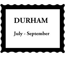 Durham Exhibition Button