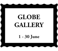 Globe Gallery exhibition button
